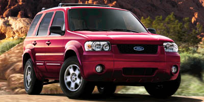 2007 Ford Escape 4WD V6 Limited