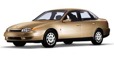 Saturn LS 4dr Sedan 2001