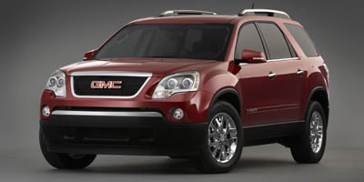 2007 GMC Acadia SLE available in Iowa City and Watertown