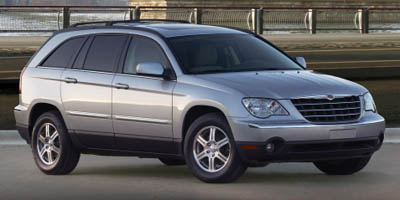 2007 Chrysler Pacifica Touring AWD  for Sale  - FF16D  - Shore Motor Company