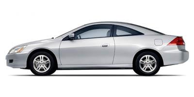Honda Accord Cpe 2007