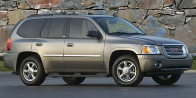 2007 GMC Envoy SLE in Iowa City and Watertown