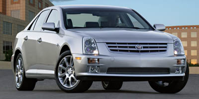 2007 Cadillac STS in Sioux City - 1 of 0