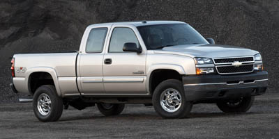 2007 Chevrolet Silverado 2500HD Classic  Extended Cab  LT1 available in Sioux Falls and Fargo