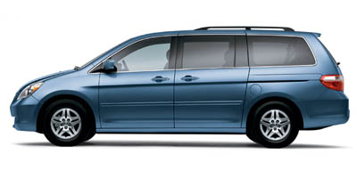 2007 Honda Odyssey in Iowa City - 1 of 0