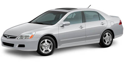 Honda Accord Hybride 2007