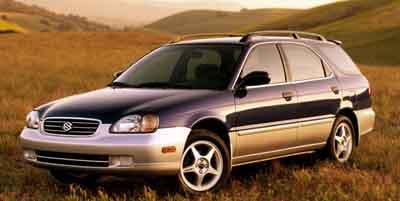 Suzuki Esteem 2001