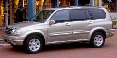 2001 Suzuki XL-7 4WD