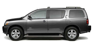 2007 Nissan Armada SE available in Rapid City and Sioux City