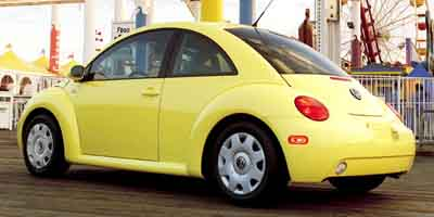 2001 Volkswagen New Beetle 2D Coupe  - RX14977