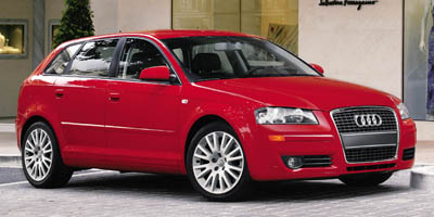 2007 Audi A3  HB  DSG FrontTrak in Iowa City and Des Moines