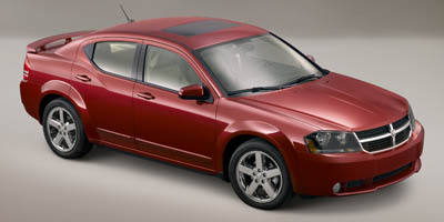 2008 Dodge Avenger R/T available in Sioux Falls and Cedar Rapids