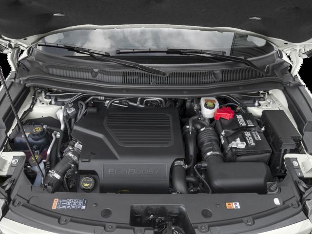2017 Ford Explorer Platinum 4D Sport Utility