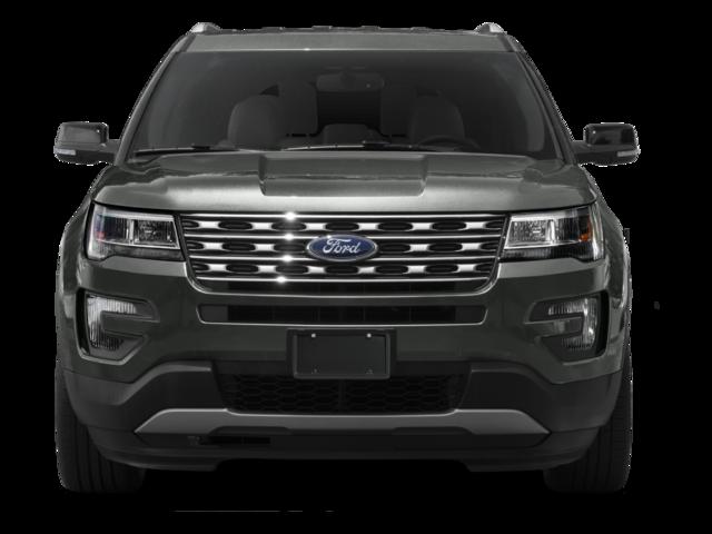 2017 Ford Explorer XLT 4D Sport Utility