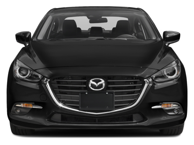 2018 Mazda Mazda3 4-Door Grand Touring 4dr Car