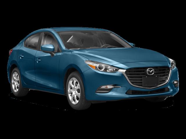 2018 Mazda Mazda3 4-Door Sport 4dr Car
