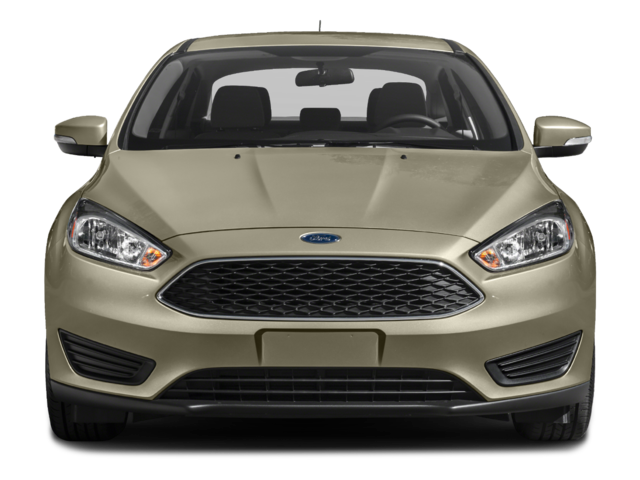 2017 Ford Focus SE 4D Sedan