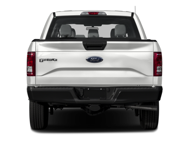 2017 Ford F-150 4D SuperCrew