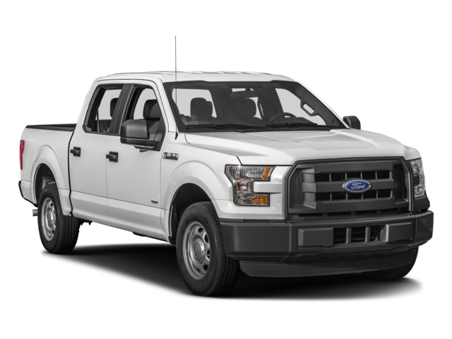 2017 Ford F-150 XLT 4D SuperCrew