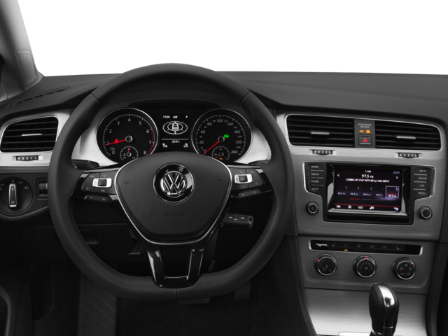 2017 Volkswagen Golf SEL Hatchback