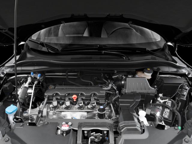2017 Honda HR-V EX 2WD CVT Sport Utility