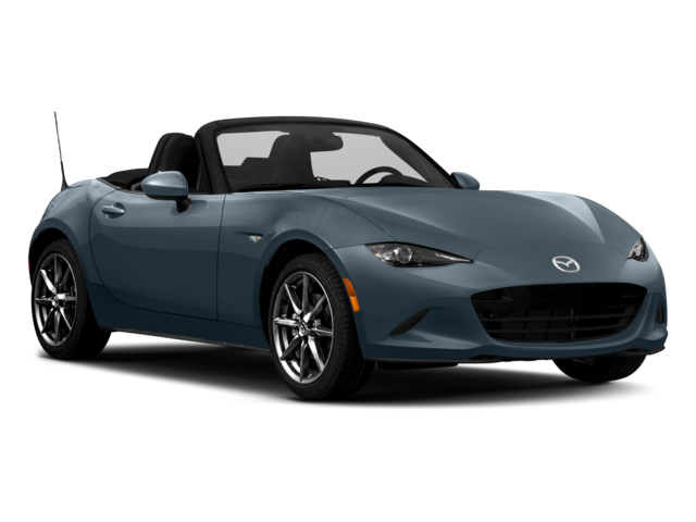 2017 Mazda MX-5 Miata Grand Touring Convertible