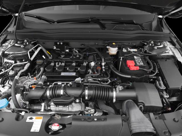 2018 Honda Accord Sedan EX-L Sedan