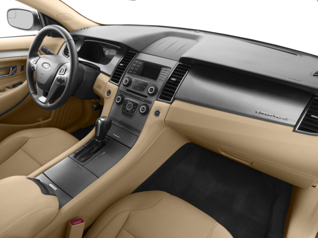 2017 Ford Taurus SEL 4D Sedan