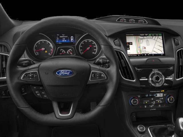 2017 Ford Focus ST 4D Hatchback