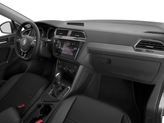 2018 Volkswagen Tiguan SEL Sport Utility