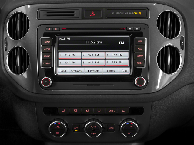 2017 Volkswagen Tiguan 2.0T S FWD Sport Utility
