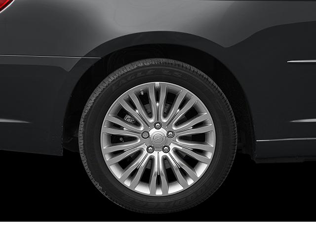 Chrysler 200 Convertible - Cabriolet 2014