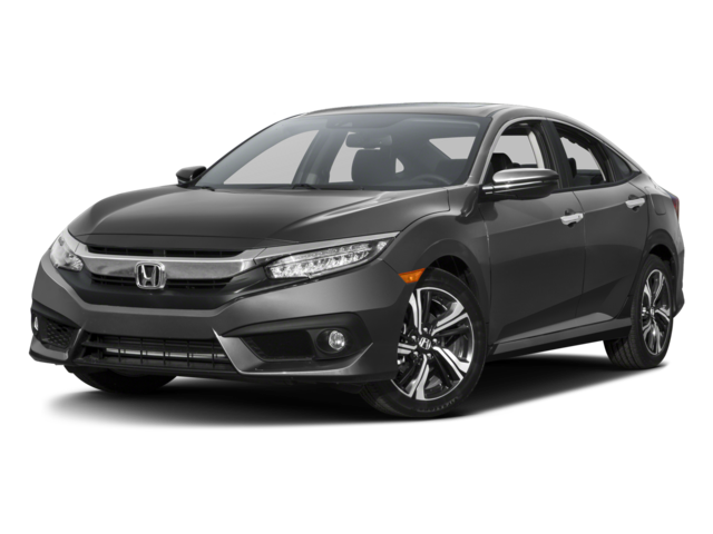 2016 Honda Civic Sedan Touring w/Navi 4dr Car