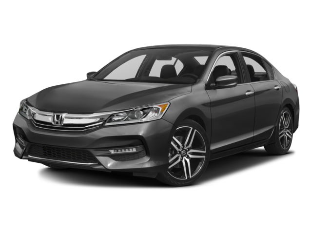 2016 Honda Accord Sport 4D Sedan