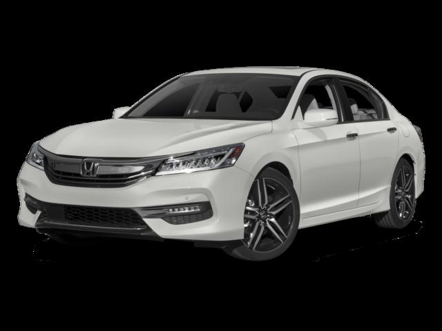 2016 Honda Accord Touring 4D Sedan