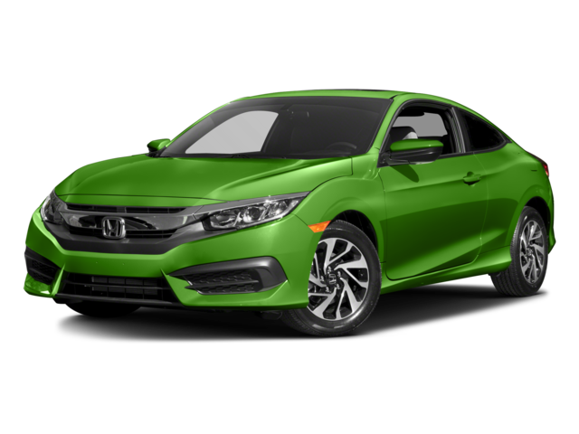 2016 Honda Civic LX-P 2D Coupe