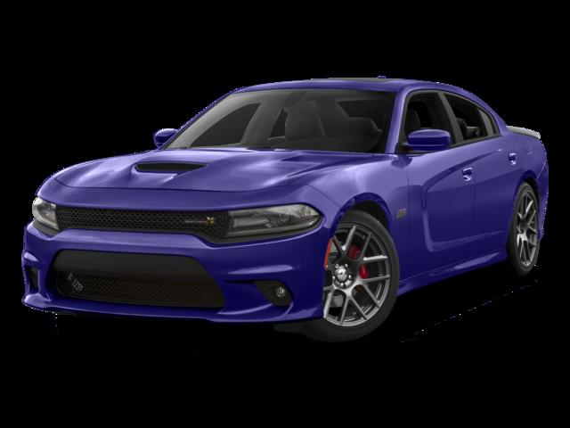 2016 Dodge Charger R/T Scat Pack 4D Sedan