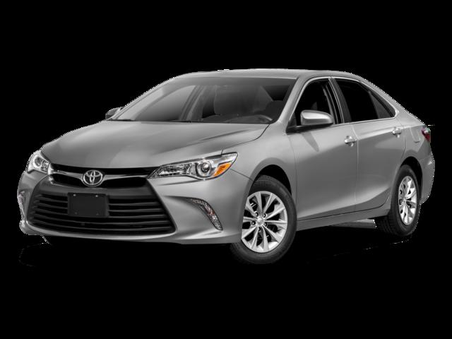 2017 Toyota Camry XLE 4D Sedan