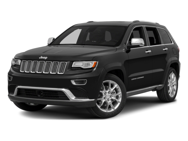 2015 Jeep Grand Cherokee Summit 4D Sport Utility
