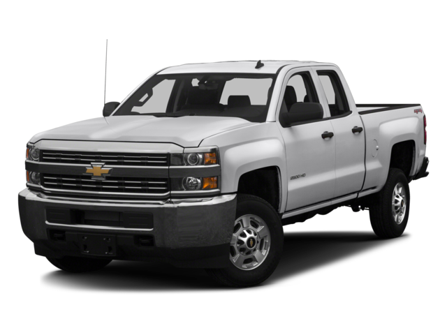2016 Chevrolet Silverado 2500HD 4WD Double Cab 144.2 LT Extended Cab Pickup