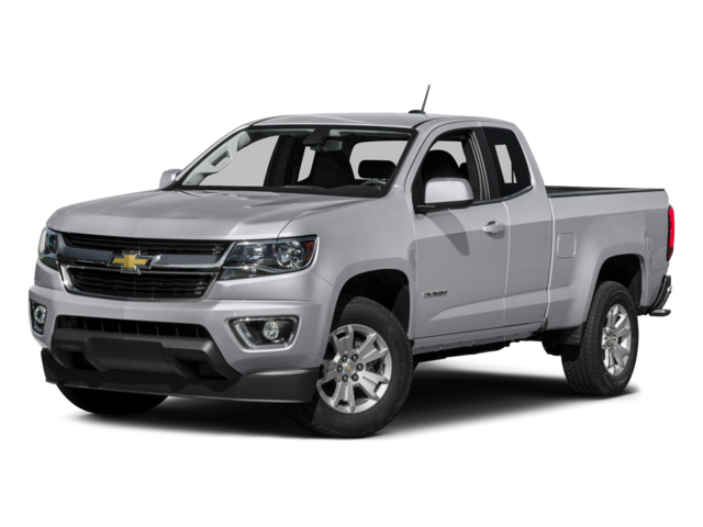 2016 Chevrolet Colorado 4WD LT Extended Cab Pickup