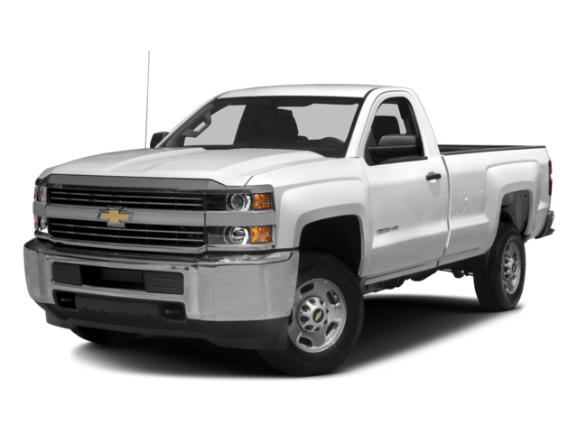 2016 Chevrolet Silverado 2500HD Work Truck 2D Standard Cab
