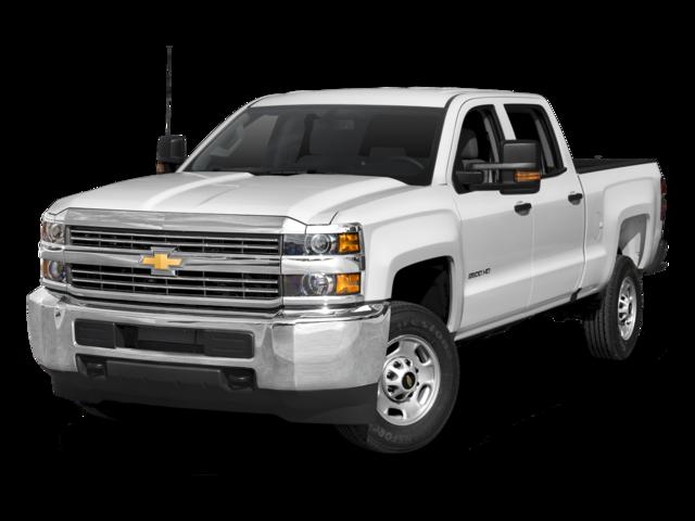 2016 Chevrolet Silverado 2500HD Work Truck 4D Crew Cab