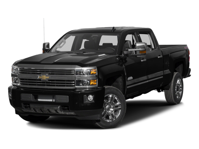 2016 Chevrolet Silverado 2500HD High Country 4D Crew Cab