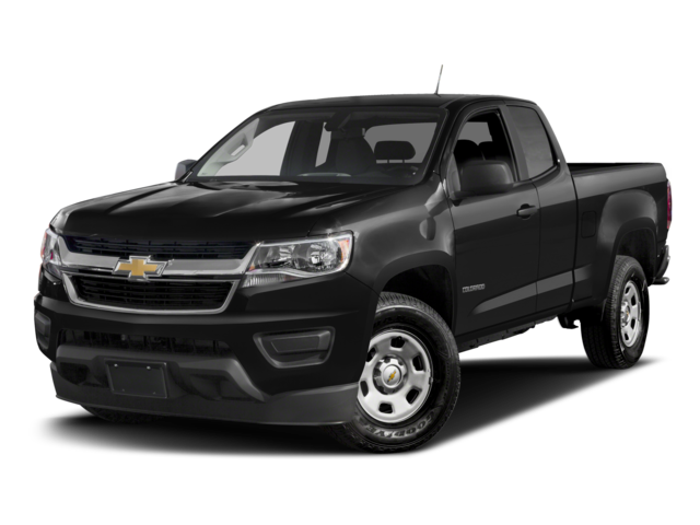 2016 Chevrolet Colorado Work Truck 4D Extended Cab