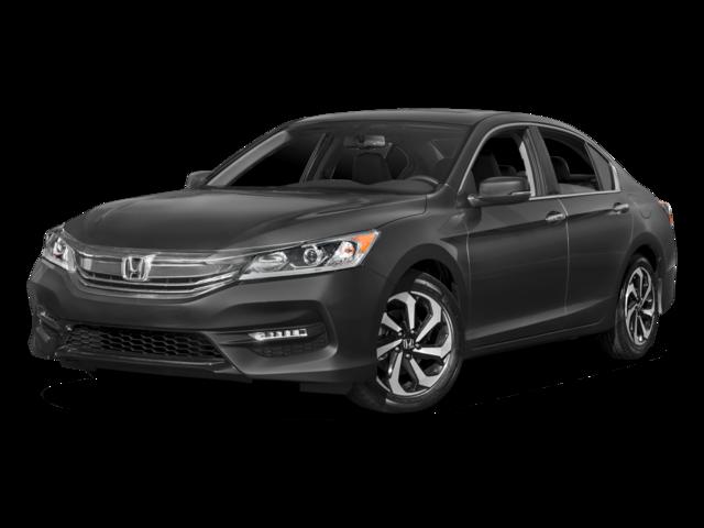 2017 Honda Accord Sedan EX-L V6 4dr Car