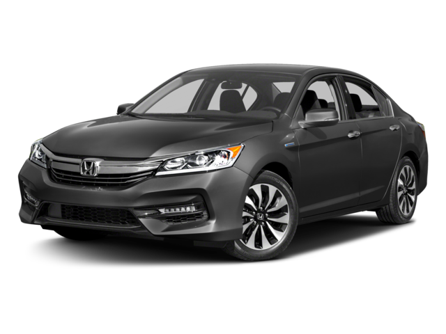 2017 Honda Accord Hybrid Hybrid 4dr Car
