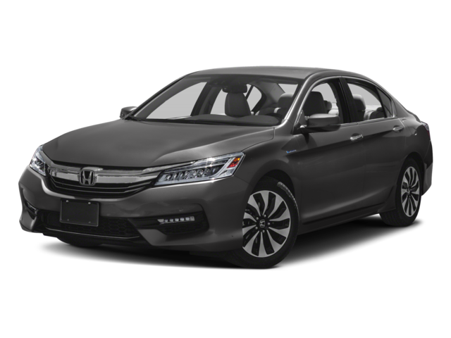 2017 Honda Accord Hybrid Touring 4D Sedan