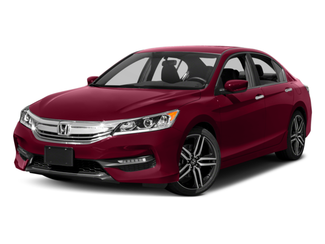 2017 Honda Accord Sedan Sport SE 4dr Car
