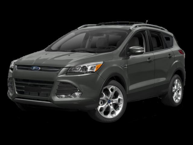 2016 Ford Escape FWD 4dr Titanium Sport Utility